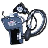 Diamond BPDL231 Aneroid Blood Pressure Monitor with Built-In Stethoscope