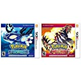 Pokemon Omega Ruby and Pokemon Alpha Sapphire Dual Pack - Nintendo 3DS Edition: DualPack Model: by Nintendo