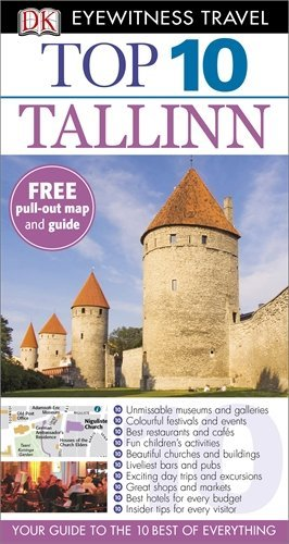 DK Eyewitness Top 10 Travel Guide: Tallinn by Penguin Books Ltd (2013-01-17)