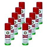 Ballistol Spray, 10Barattoli a 100ML waffenoel kriechoel pflegeoel 21600