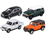 Drive to Tomica Tomica Gift mountain! Off road car set