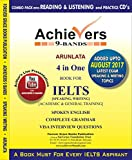 #9: Achievers IELTS books 9 Bands 4 in one for (ielts Speaking, ielts Writing) General and Academic Training (August 2017 Updated Edition)