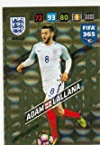 Panini Adrenalyn XL FIFA 3652018Adam LALLANA Limited Edition