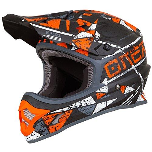 O'Neal 3Series Zen Motocross Motorrad MX Bike Helm FMX Enduro Moto Cross Offroad Quad Trail,...
