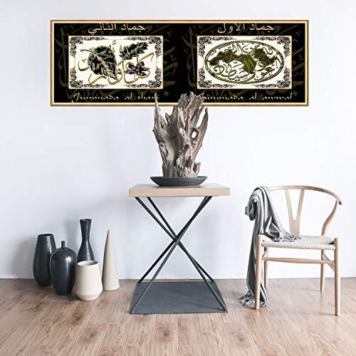 Amphia - Hängende dekorative Wandpapier-Wandaufkleber Papier / 30 -