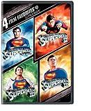 4 Film Favorites: Superman (Superman II: Special Edition, Superman III: Deluxe...