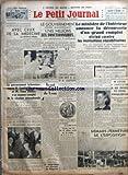 Telecharger Livres PETIT JOURNAL LE No 27341 du 24 11 1937 L ESPERANCE ET L INQUIETUDE DES ETUDIANTS D AUJOURD HUI AVEC CEUX DE LA MEDECINE PAR MAURICE CORIEM LE GOUVERNEMENT BRITANNIQUE CONVIE M CAMILLE CHAUTEMPS ET M YVON DELBOS A UN EXAMEN COMPLET DE LA SITUATION INTERNATIONALE LES ACADEMICIENS BELGES A L ACADEMIE FRANCAISE AVANT LE CONGRES DE LYON PAR CHARLES VALLIN LE PROGRAMME DES TRAVAUX DU CONGRES LE GOUVERNEMENT OFFRE MAINTENANT 1 745 MILLIONS AUX FONCTIONNAIRES QUI RECLAMENT 2 (PDF,EPUB,MOBI) gratuits en Francaise
