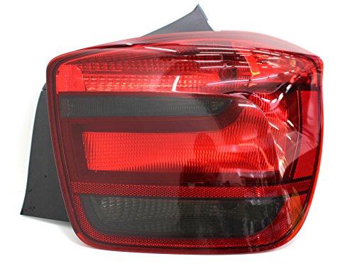 Finest-Folia C030 Rückleuchten Folie Aufkleber Set links & rechts Heckleuchten Scheinwerfer (Dark)