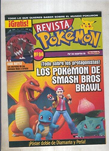 Revista pokemon numero 094