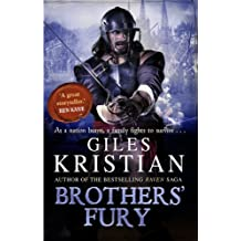 Brothers' Fury (Bleeding Land Trilogy Book 2)