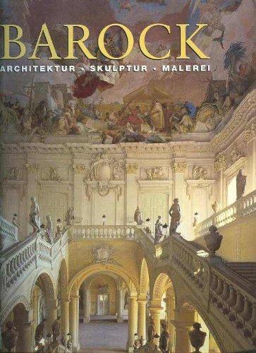 Toman Barock. Architektur - Skulptur - Malerei, Könemanngroßband, 500 Seiten, phantastisch bebildert