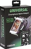 Carson HookUpz Universal Smart Phone Optics Digiscoping Adapter For Binoculars Spotting Scopes Monoculars