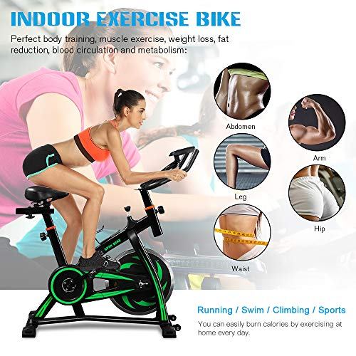 MIERES Exercise Bike