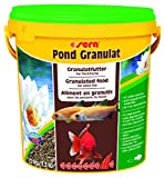sera 07190 pond granulat 10 l - Hauptfutter in Stickform