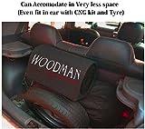 #8: Woodman BT8 8 Inch Compact Basstube With Inbuilt Amplifier Subwoofer