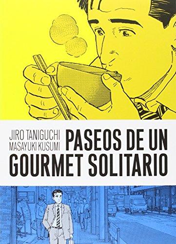 Paseos de un gourmet solitario (Sillón Orejero) por Jiro Taniguchi