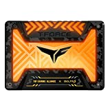 Teamgroup T-Force Delta S Tuf RGB 250Go 6,3cm SATA III 3D NAND Interne Solid State Drive SSD (12V) 250GB