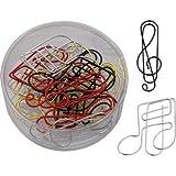 Trombones: Clé De Sol Et Croches - Assortiment De Couleurs