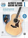 Alfred's Basic Guitar Method, Bk 1: The Most Popular Method for Learning How to Play, Book & Online Audio (Alfred's Basic Guitar Library)
