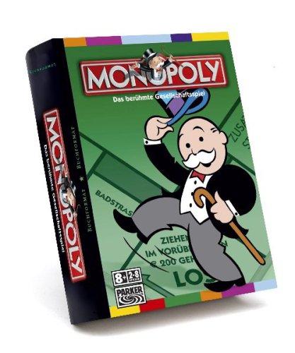 Hasbro - Parker - Monopoly Buchformat