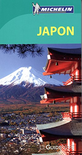 Michelin Japon Guide Vert (Guides verts Michelin) por From Michelin Travel Pubns
