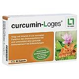 Curcumin-Loges, 60 St. Kapseln