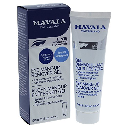 Azulen Feuchtigkeit (Mavala Eye-Lite Eye Make-Up Remover Gel (50ml))