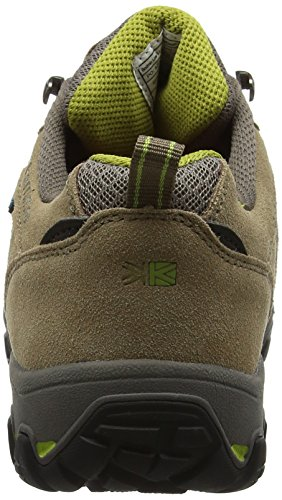 Karrimor Bodmin Low 5 Ladies Weathertite Uk 5h, Chaussures de Randonnée Basses Femme Beige (Taupe)