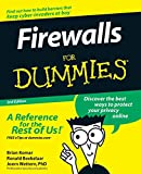 Firewalls for Dummies, 2nd Edition