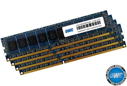 72 Pin Dimm (OWC OWC1866D3E8M3232GB DDR31866MHz ECC Speicher-Modul-Module Arbeitsspeicher (DDR3, PC/Server, 240-pin DIMM, 1024M x 72, 4x 8GB, Blau))