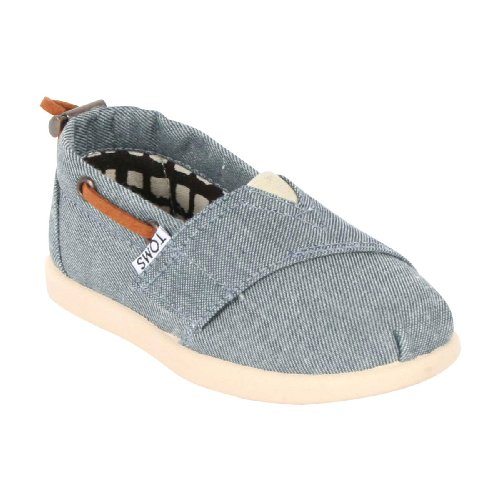 Toms Tiny Classic Schuhe Chambray Bimini