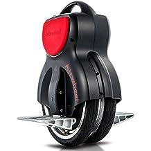 AIRWHEEL Q1Mini eléctrica monociclo con doble rueda, negro