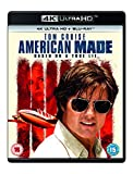 American Made (4KUHD + BD + Digital download) [Blu-ray] [2017]
