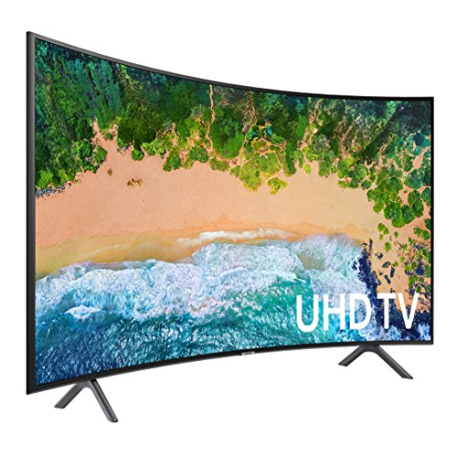 "Samsung ue49nu7370uxzt uhd smart tv 49"" serie nu7370 2018 (serie nu7300), tecnologia led, nero - esclusiva amazon.it"