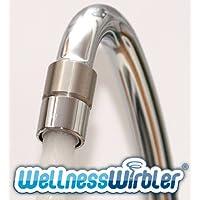 Wellnesswirbler ® für den Wasserhahn - (Wasserwirbler/Wirbler)
