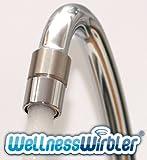 Wellnesswirbler ® für den Wasserhahn - (Wasserwirbler / Wirbler)