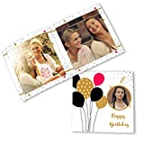 Clixicle Personalized Flip Photo Book - ...
