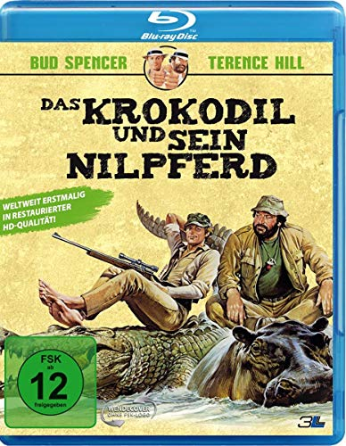 Das Krokodil und sein Nilpferd (DVD/BluRay)