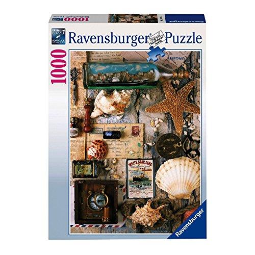 RAVENSBURGER - PUZZLES 1000 PIEZAS  DISEñO RECUERDOS DEL VERANO (19479 7)