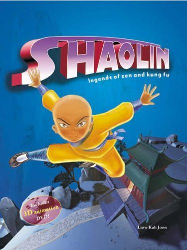 Shaolin: Legends of Zen and Kung Fu [With DVD] by Liow Kah Joon (30-Aug-2006) Hardcover