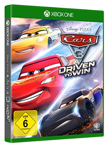 Cars 3: Driven To Win - [Xbox One]