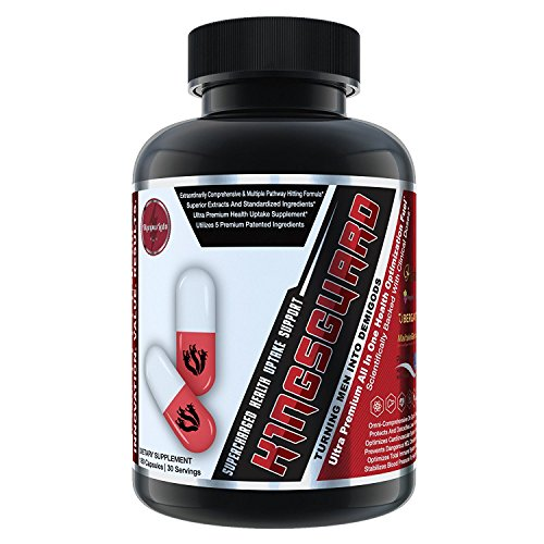 Olympus Labs K1ngsguard Sports Supplement Capsules, 180-Piece