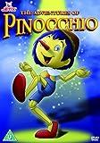 Pinocchio: The Adventures of [DVD]