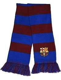BUFANDA Original FCB Football Club BARCELONA Fútbol - Oficial 154x17cm