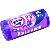 Handy Bag - Bolsa Basura Perfumada 30 L 15 Bolsas - [Pack de 7]