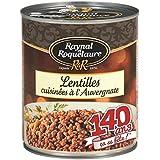 Raynal et Roquelaure lentilles cuisinées à l'Auvergnate 820g (Prix Par Unité) Envoi Rapide Et Soignée