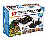 Atari 9332621 Flashback 5 Classic Game Konsole Special Edition (2 verdrahtete Controller + 1 Paar Paddel)