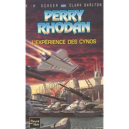 L'expérience des Cynos - Perry Rhodan