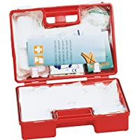 normani Erste Hilfe Koffer Verbandskasten Safari gefüllt nach DIN 13157 preisvergleich bei billige-tabletten.eu