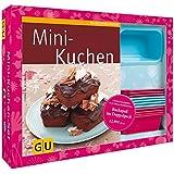 Mini-Kuchen-Set: Plus 12 Mini-Förmchen aus Silikon (GU Buch plus)|GU Buch plus